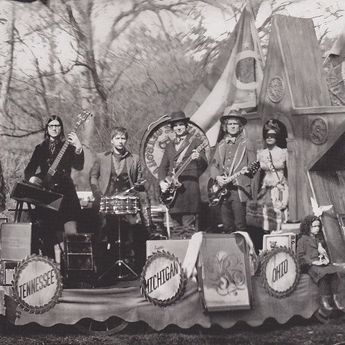 The Raconteurs ‎– Consolers Of The Lonely CD
