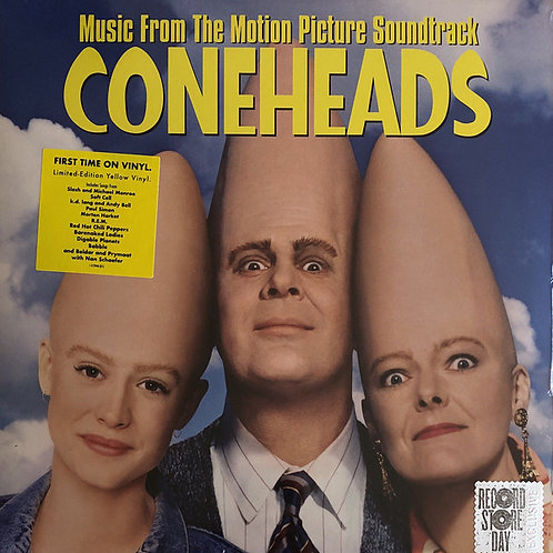 Various – Coneheads (Music From The Motion Picture Soundtrack) RSD 2019
