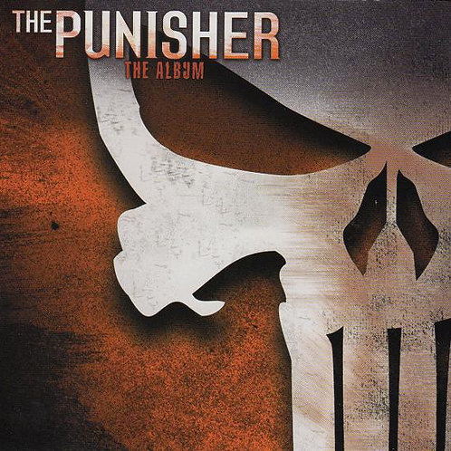 Various – The Punisher: The Album CD