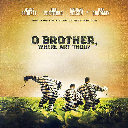 Various ‎– O Brother, Where Art Thou?