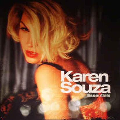 Karen Souza – Essentials limited Gold edition