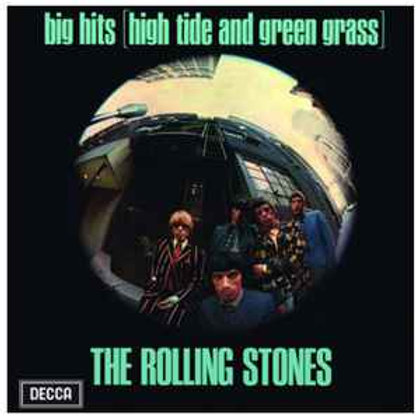 The Rolling Stones ‎– Big Hits (High Tide And Green Grass) RSD 2019