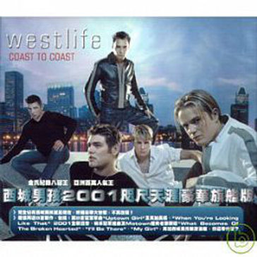 Westlife – Coast To Coast CD