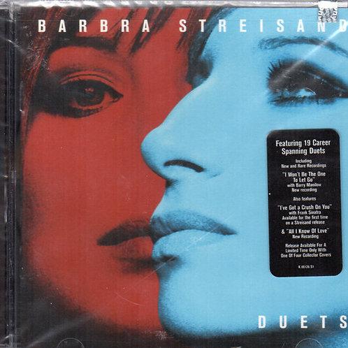 Barbra Streisand – Duets CD