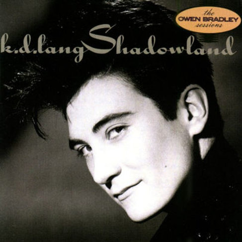 k.d. lang – Shadowland Barnes & Noble Exclusive
