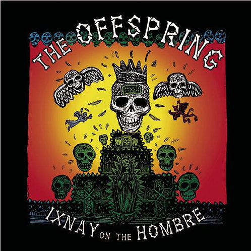 The Offspring – Ixnay On The Hombre CD