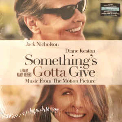 Various ‎– Something's Gotta Give (Music From The Motion Picture)Limited Edition
