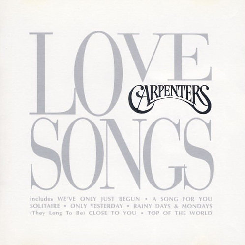 Carpenters – Love Songs CD