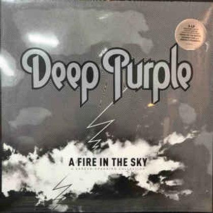 FIRE IN THE SKY by DEEP PURPLE (Lp)