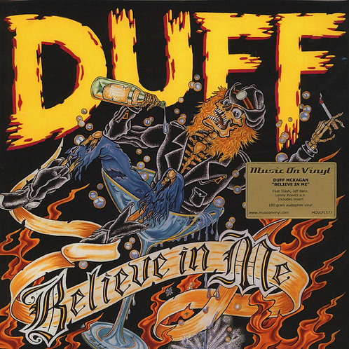 Duff McKagan ‎– Believe In Me