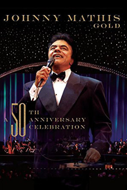 Johnny Mathis–Gold - 50th Anniversary Celebration (Dvd Used)