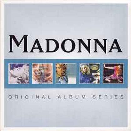 Madonna – Original Album Series CD