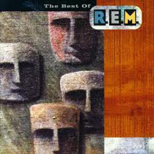 R.E.M. ‎– The Best Of R.E.M. CD