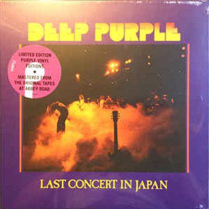 Deep Purple – The Last Concert In Japan
