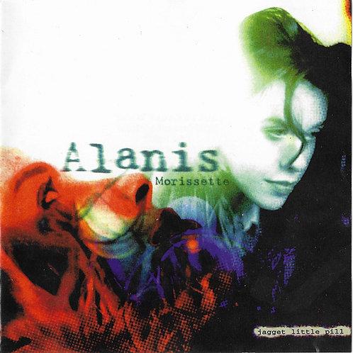 Alanis Morissette – Jagged Little Pill CD