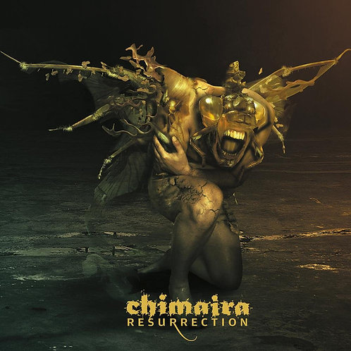 Chimaira ‎– Resurrection CD