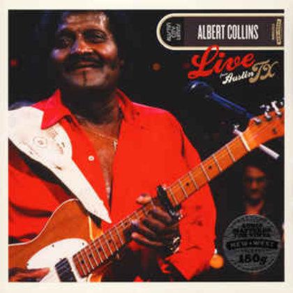 Albert Collins – Live From Austin Tx(2LP)