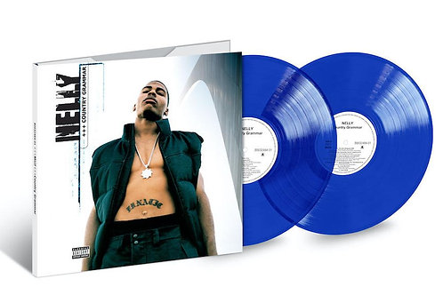 Nelly - Country Grammar [Deluxe 2LP] [Translucent Blue]