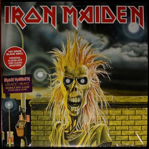 Iron Maiden – Iron Maiden LP