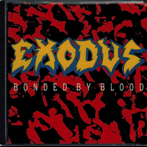 Exodus (6) ‎– Bonded By Blood CD