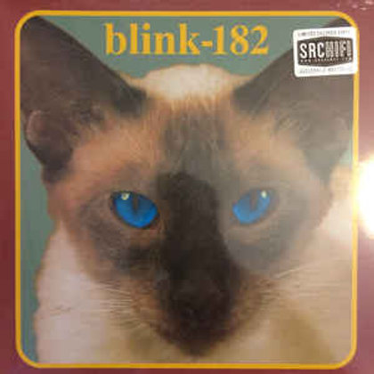 Blink-182 ‎– Cheshire Cat  Limited Edition, Translucent Blue  Country: US