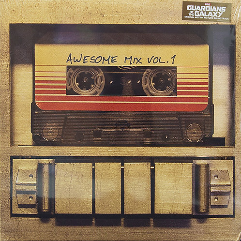 Guardians of the Galaxy: Volume 1 - Awesome Mix (Various Artists) (Import) (L.P.