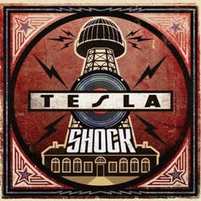 Tesla ‎– Shock(Vinyl, LP, Album)