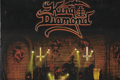 King Diamond ‎– Songs For The Dead Live