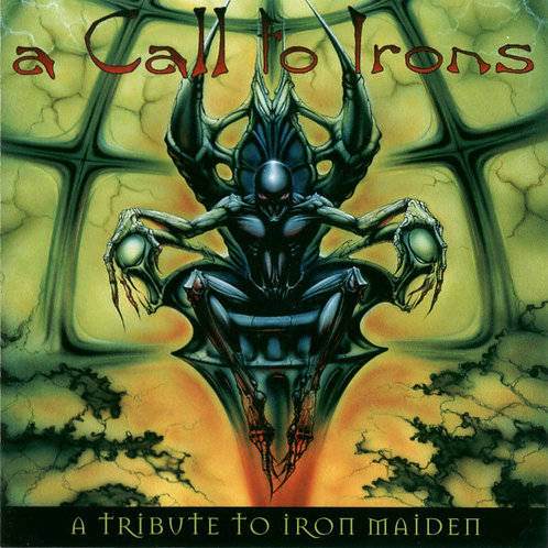 Various ‎– A Call To Irons - A Tribute To Iron Maiden CD