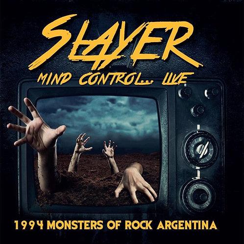Slayer – Mind Control Live CD