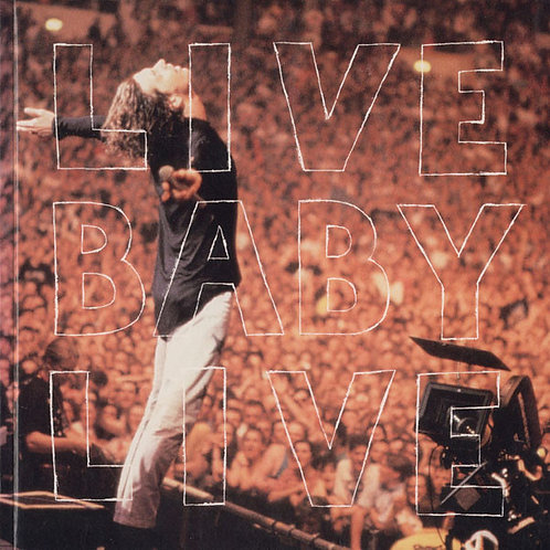 INXS ‎– Live Baby Live CD