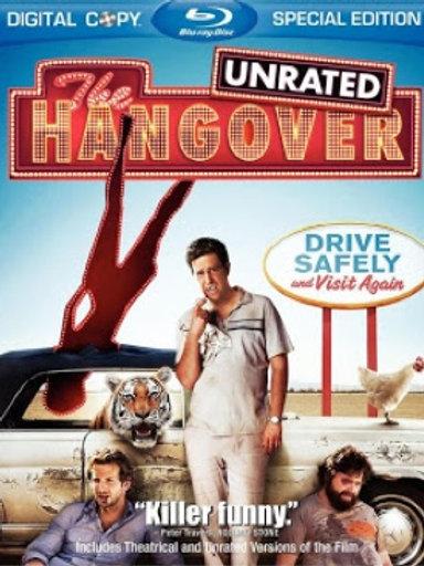 The Hangover 1 [Blu-Ray Dvd Used]