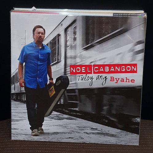 Noel Cabangon - Tuloy ang Byahe (OPM) LP