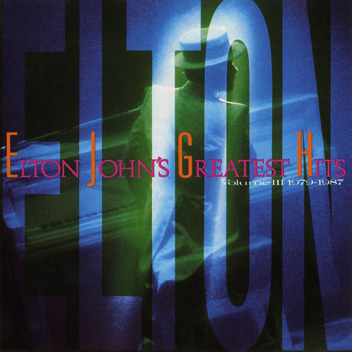 Elton John – Elton John's Greatest Hits  CD