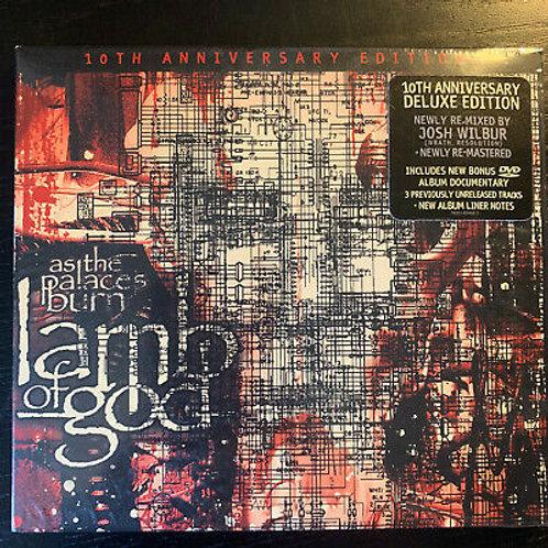 Lamb Of God–As The Palaces Burn CD