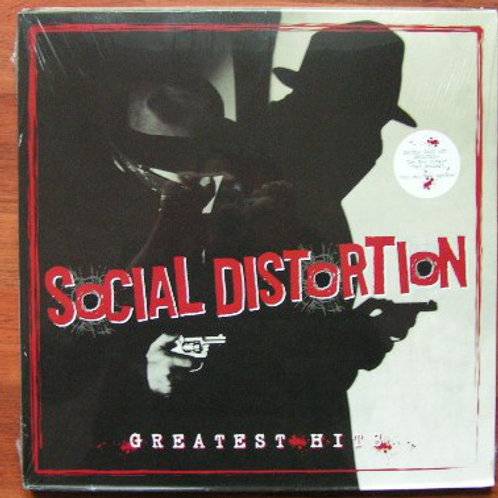 Social Distortion ‎– Greatest Hits