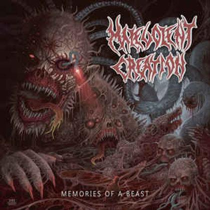 Malevolent Creation – Memories Of A Beast(Vinyl, LP, Compilation)