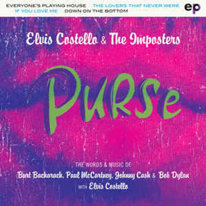 Elvis Costello & The Imposters ‎– Purse RSD 2019