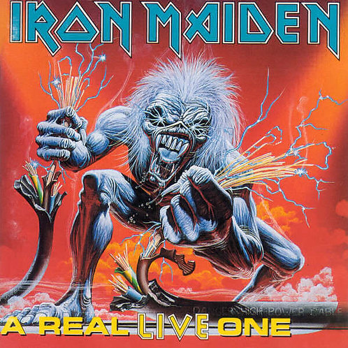 Iron Maiden – A Real Live One CD