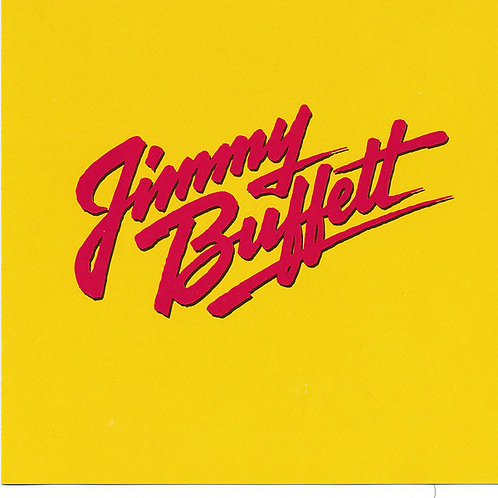 Jimmy Buffett – Songs You Know By Heart CD
