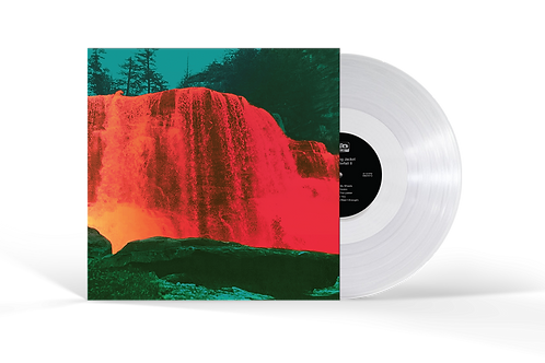 My Morning Jacket ‎– The Waterfall II clear vinyl