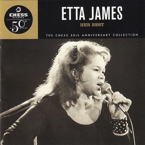 Etta James – Her Best CD