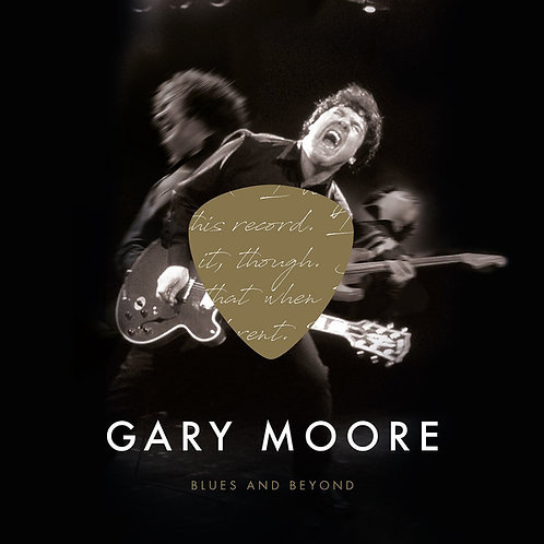 Gary Moore – Blues And Beyond 4 ×Vinyl, LP, Compilation