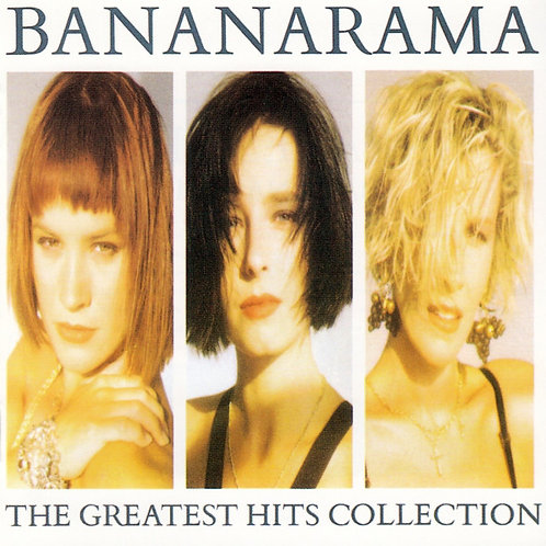 Bananarama ‎– The Greatest Hits Collection CD