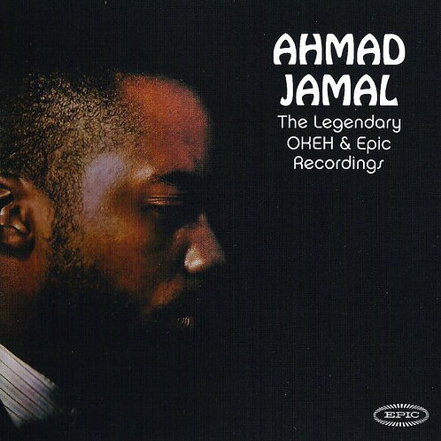 Ahmad Jamal ‎– The Legendary OKEH & Epic Recordings CD