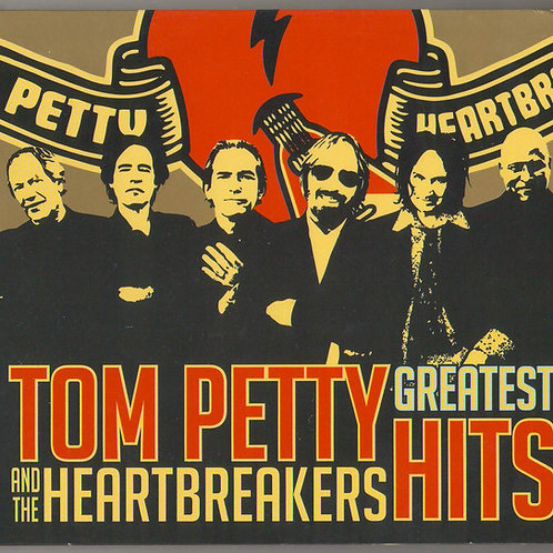 Tom Petty And The Heartbreakers ‎– Greatest Hits CD