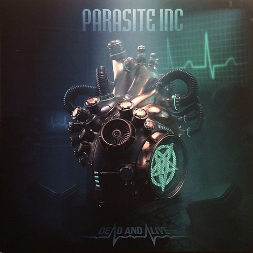 Parasite Inc. – Dead And Alive CD