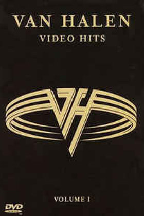 an Halen ‎– Video Hits Volume 1 (Dvd Used)