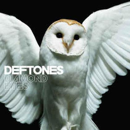 Deftones – Diamond Eyes(Vinyl, LP, Album, Limited Edition, White )