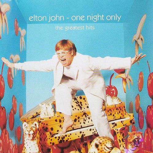 Elton John – One Night Only CD